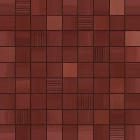 Фото - Мозаика ITT Ceramic Mosaico Pleasure Cherry 31,6х31,6 hi fi стойка solid tech ros 2 regular cherry
