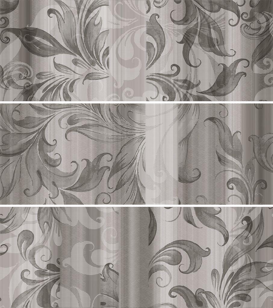 Настенная плитка ITT Ceramic Decor Aqua Pearl 20х60 faux pearl decor glitter combination bag 3pcs