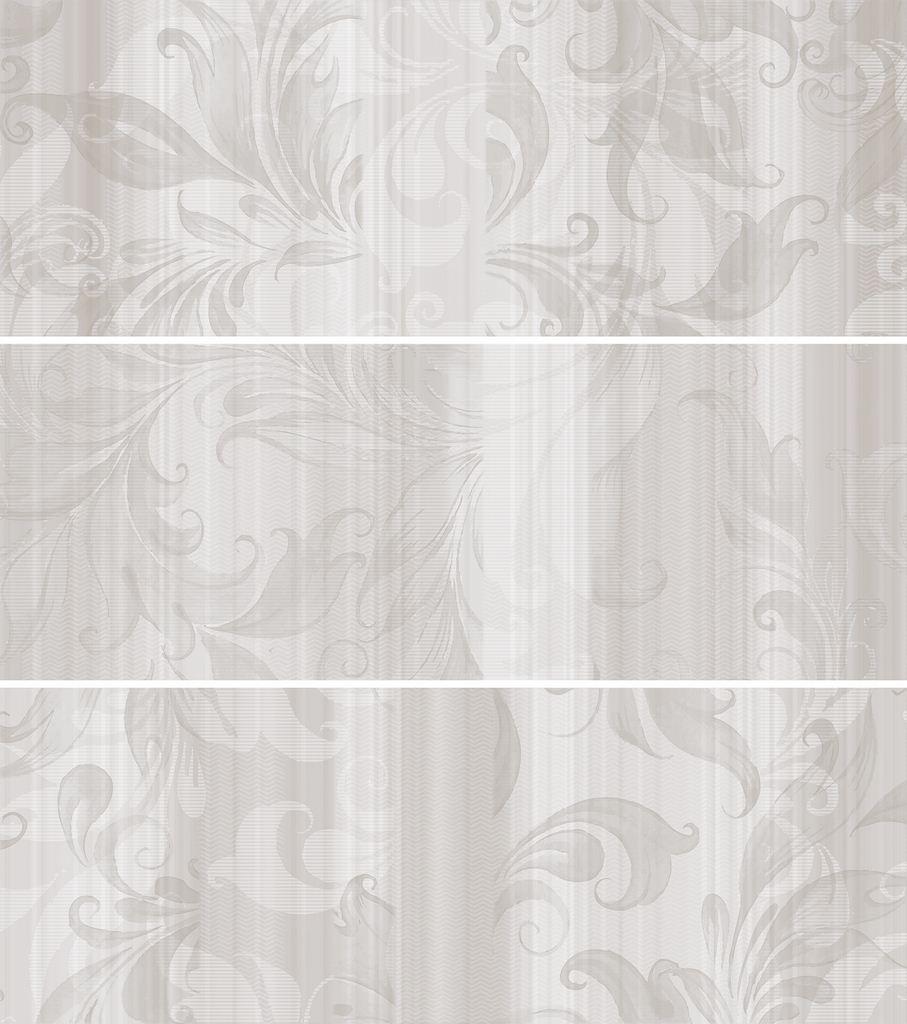цена Настенная плитка ITT Ceramic Decor Aqua White 20х60