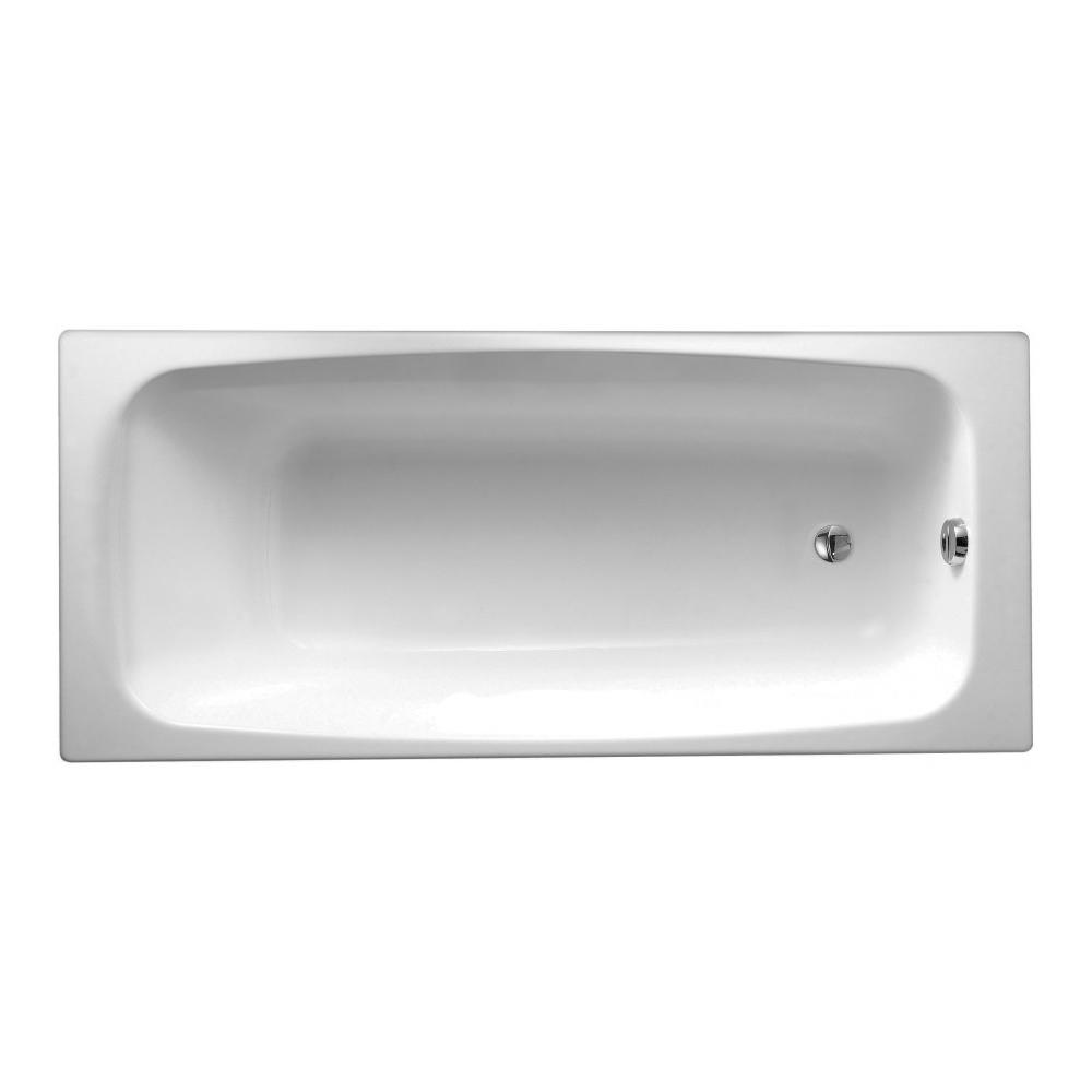 Чугунная ванна Jacob Delafon Diapason E2937 170x75 jacob delafon diapason 170x75 с отверстиями для ручек e2926