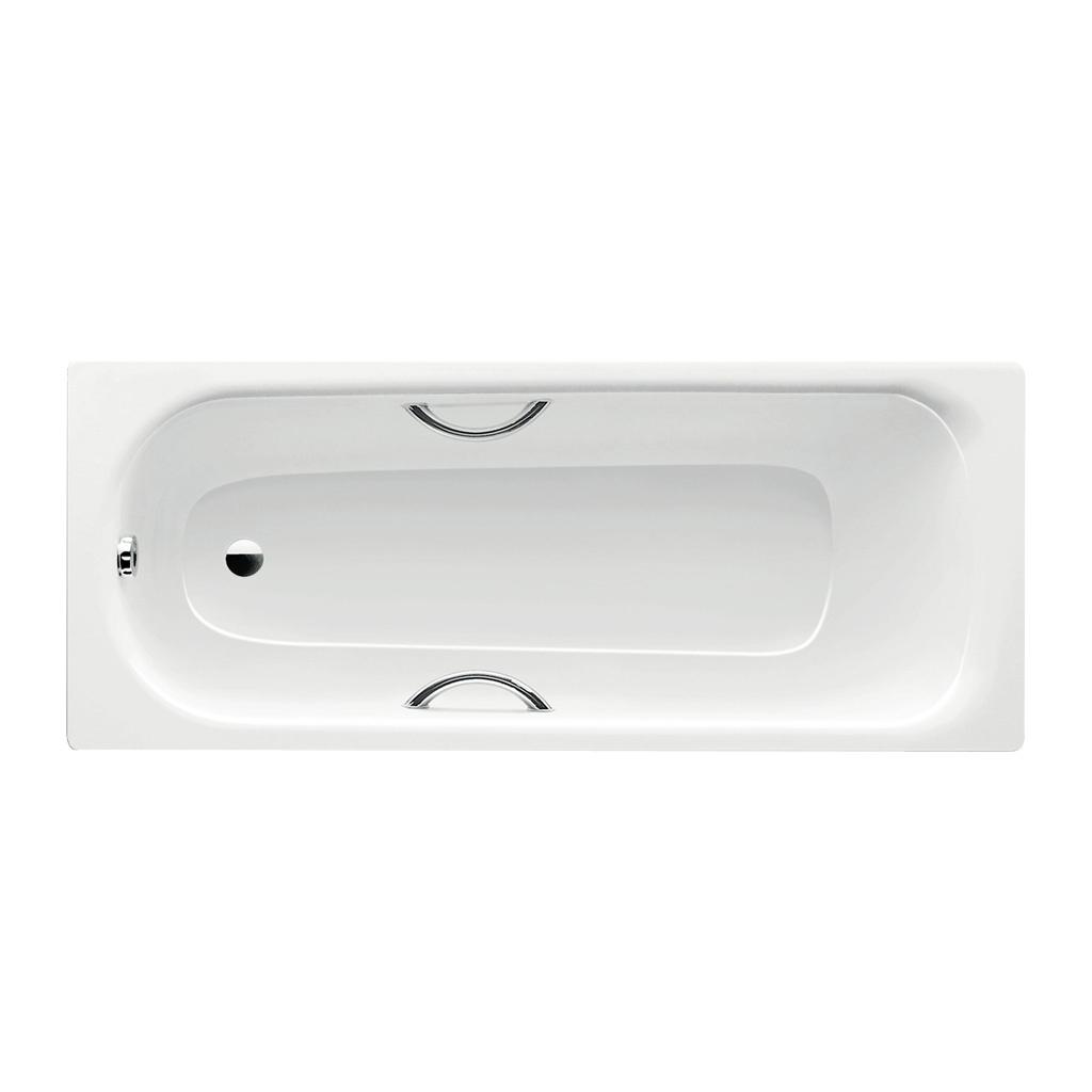 Стальная ванна Kaldewei Saniform Plus Star 336 170x75 Anti-Slip с отверстиями под ручки цена