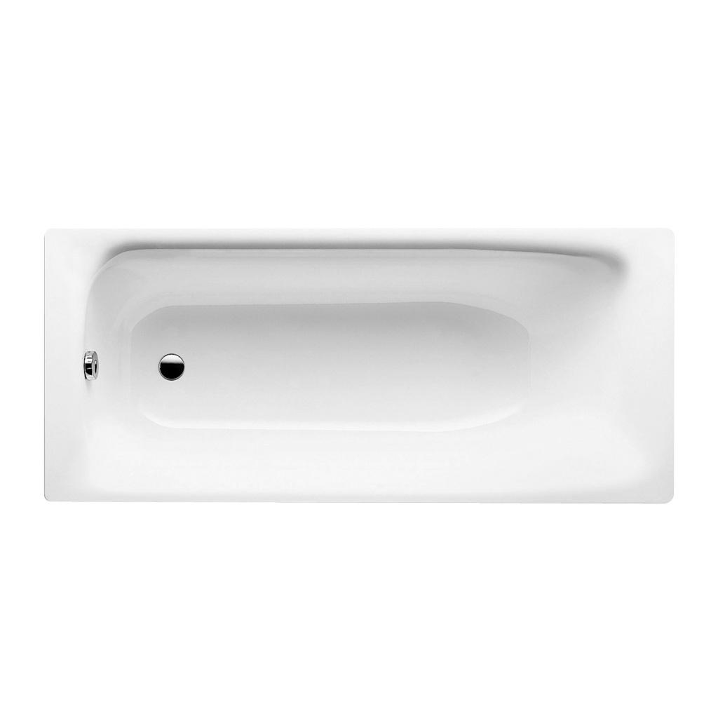 Стальная ванна Kaldewei Sanilux 342 170х75