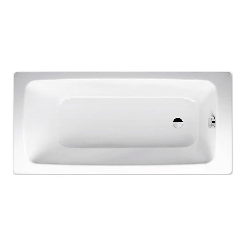 Стальная ванна Kaldewei Cayono 751 180х80 Easy Clean iluv ica8j389blu