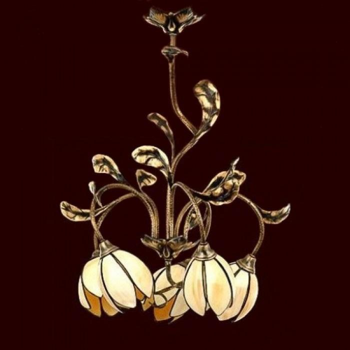 Люстра Kemar Karkara K/5/W/O подвесная настольная лампа kemar karkara k b w