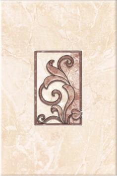 Афина 3 Декор 20х30 декор керамин органза 5д 27 5x40 2