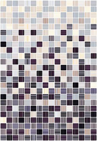 Гламур 4С Плитка настенная микс 27,5х40 керамин плитка настенная керамин примавера 1т 40х27 5