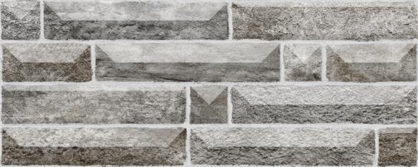 Вавилон 2 Плитка настенная серый 20х50 fantasy lila плитка настенная 20х50
