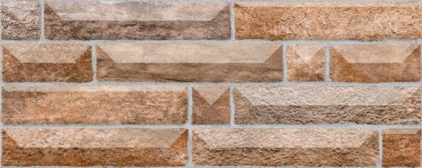 Вавилон 4 Плитка настенная коричневый 20х50 плитка настенная 40х27 5 марокко 3т коричневый