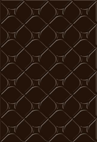 цена Майорка 3Т Плитка настенная коричневый 27,5х40