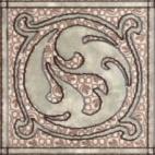 Раполано Декор напольный 9,8х9,8 декор напольный 15х15 massima коричневый