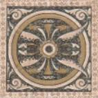 Палермо Декор напольный 9,8х9,8 декор напольный 15х15 massima коричневый
