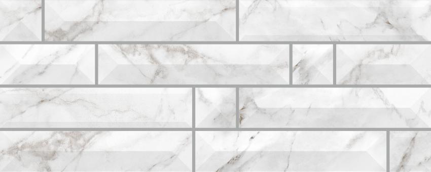 Атлантида 7С Плитка настенная 20х50 настенная плитка керамин примавера 7с 27 5x40