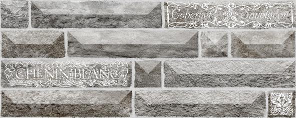 Вавилон 2 тип 1 Плитка настенная 20х50 вавилон 4 плитка настенная коричневый 20х50