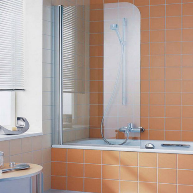 Шторка для ванны Kermi Atea AT DFL 07515VAK сумка портплед ricardo sausalito 2 0 044 22 dfl 044 22 487 dfl