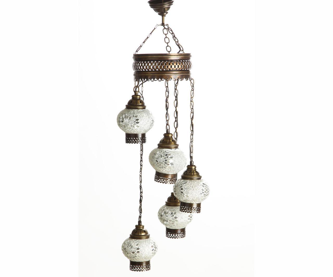 Подвесная люстра Kink Light Марокко 0512,01 бра kink light марокко 0815t 04