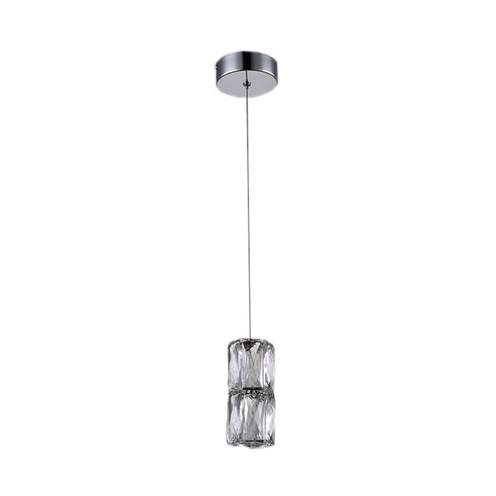 Подвесной светодиодный светильник Kink Light Аква-Кристалл 08620-1A kink light бра kink light аква кристалл 08620