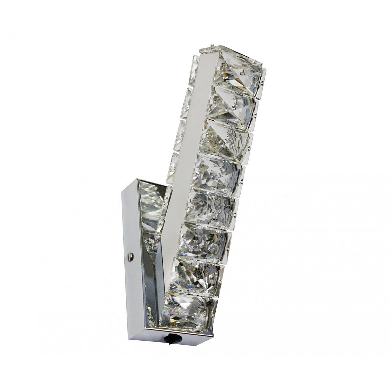 Бра Kink Light Тор-Кристалл 08607(3000-6000К) kink light бра kink light аква кристалл 08620