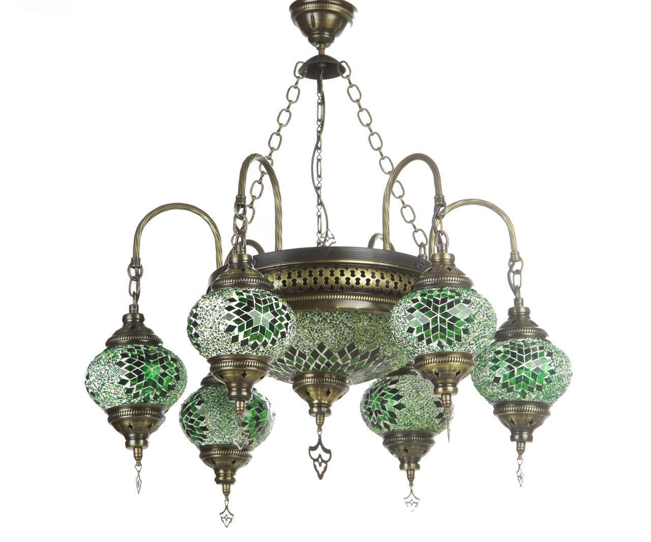 Подвесная люстра Kink Light Марокко 0212-6,07 kink light подвесная люстра kink light марокко 0215т 6 05 70 w