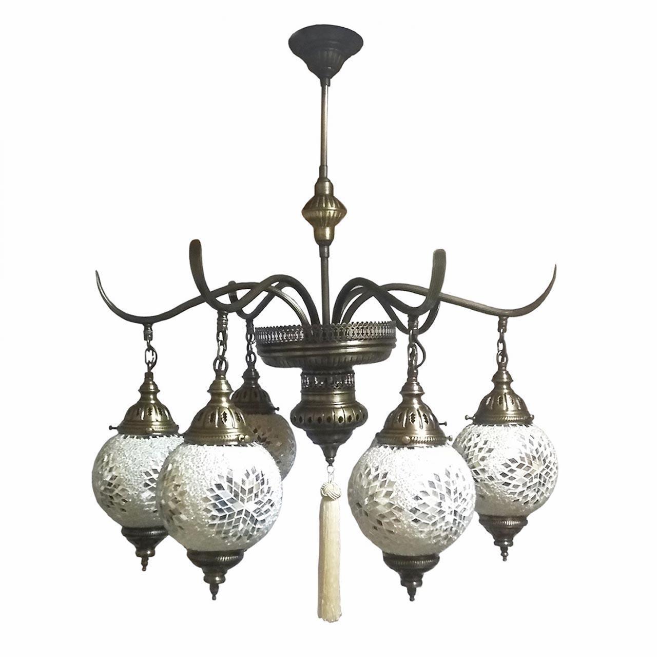 Подвесная люстра Kink Light Марокко 0215Т6,01(80) kink light подвесная люстра kink light марокко 0215т 6 05 70 w