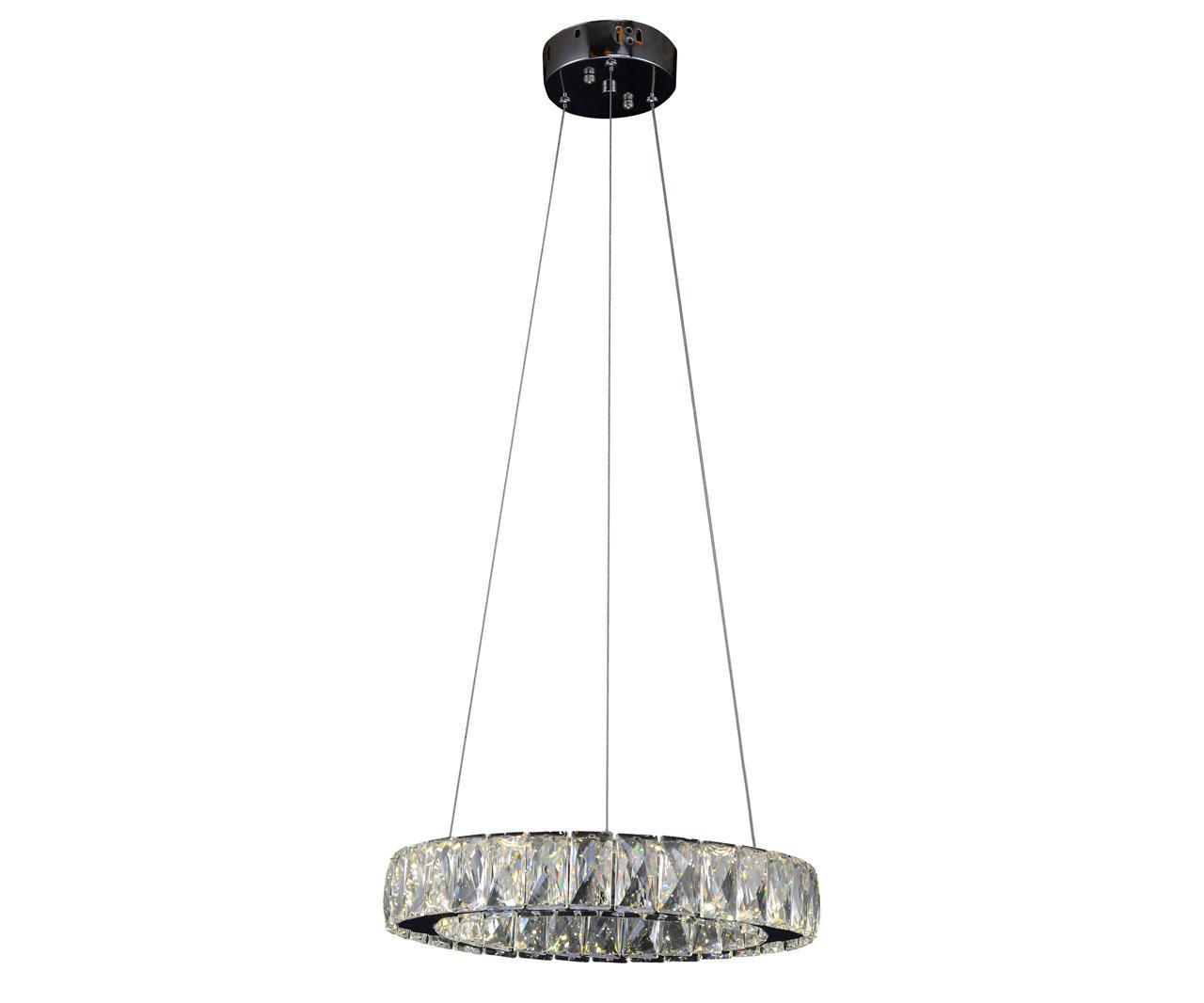 Подвесной светодиодный светильник Kink Light Тор-Кристалл 08610-2(3000-6000K)