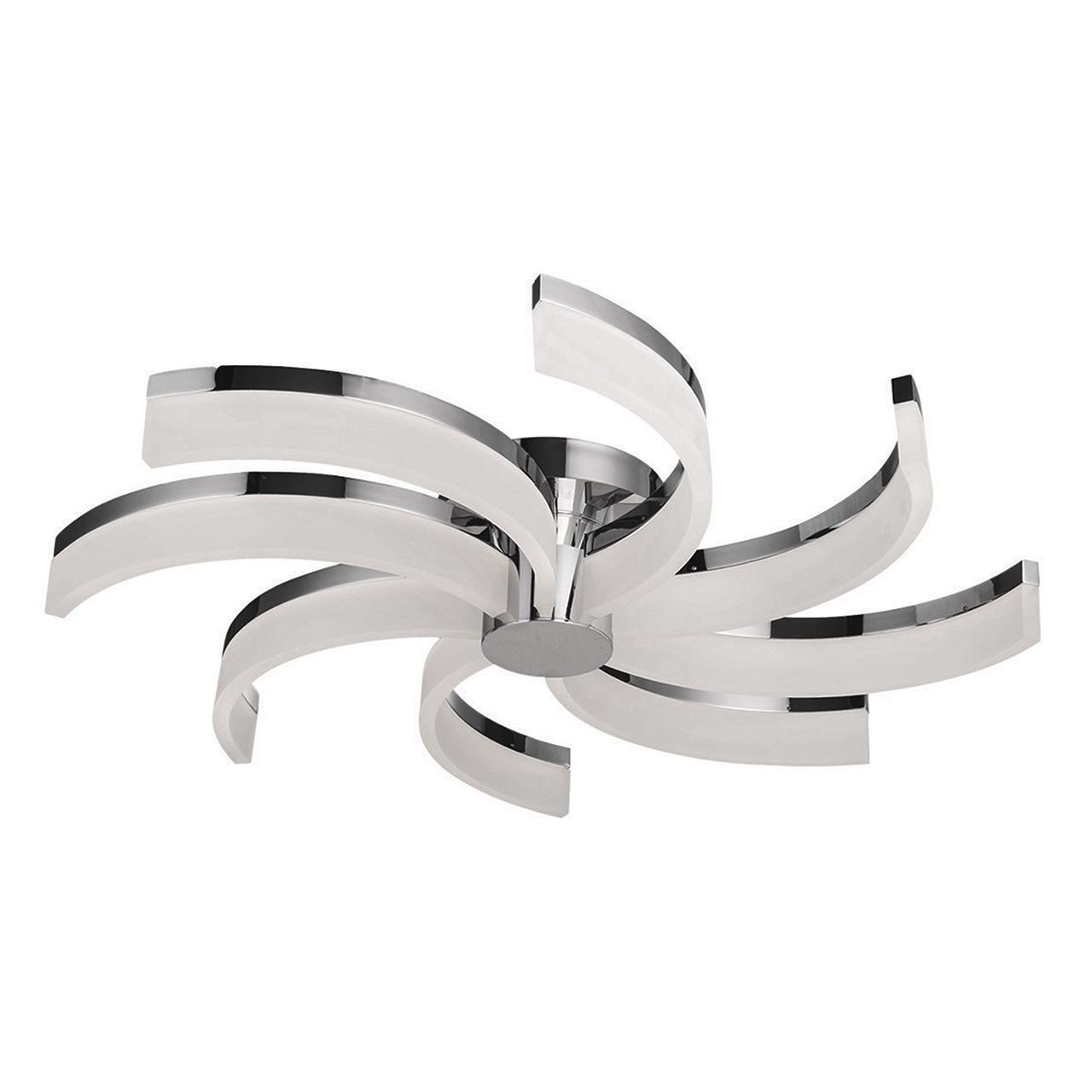 Потолочная светодиодная люстра Kink Light Фейерверк 08009 цена