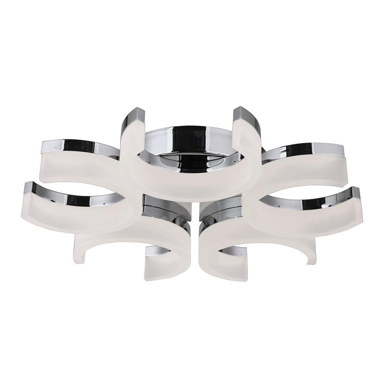купить Потолочная светодиодная люстра Kink Light Омега 08018
