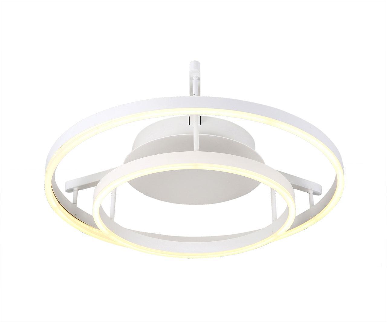Потолочный светодиодный светильник Kink Light Тор 08222,01(4000K)