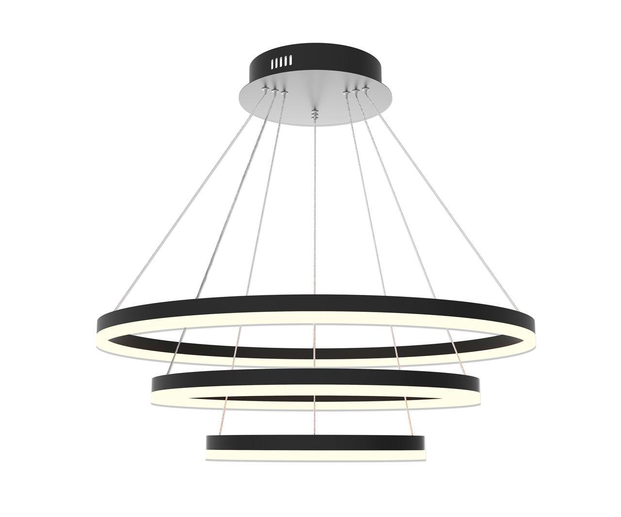 Подвесной светодиодный светильник Kink Light Тор-Эко 08223,19E