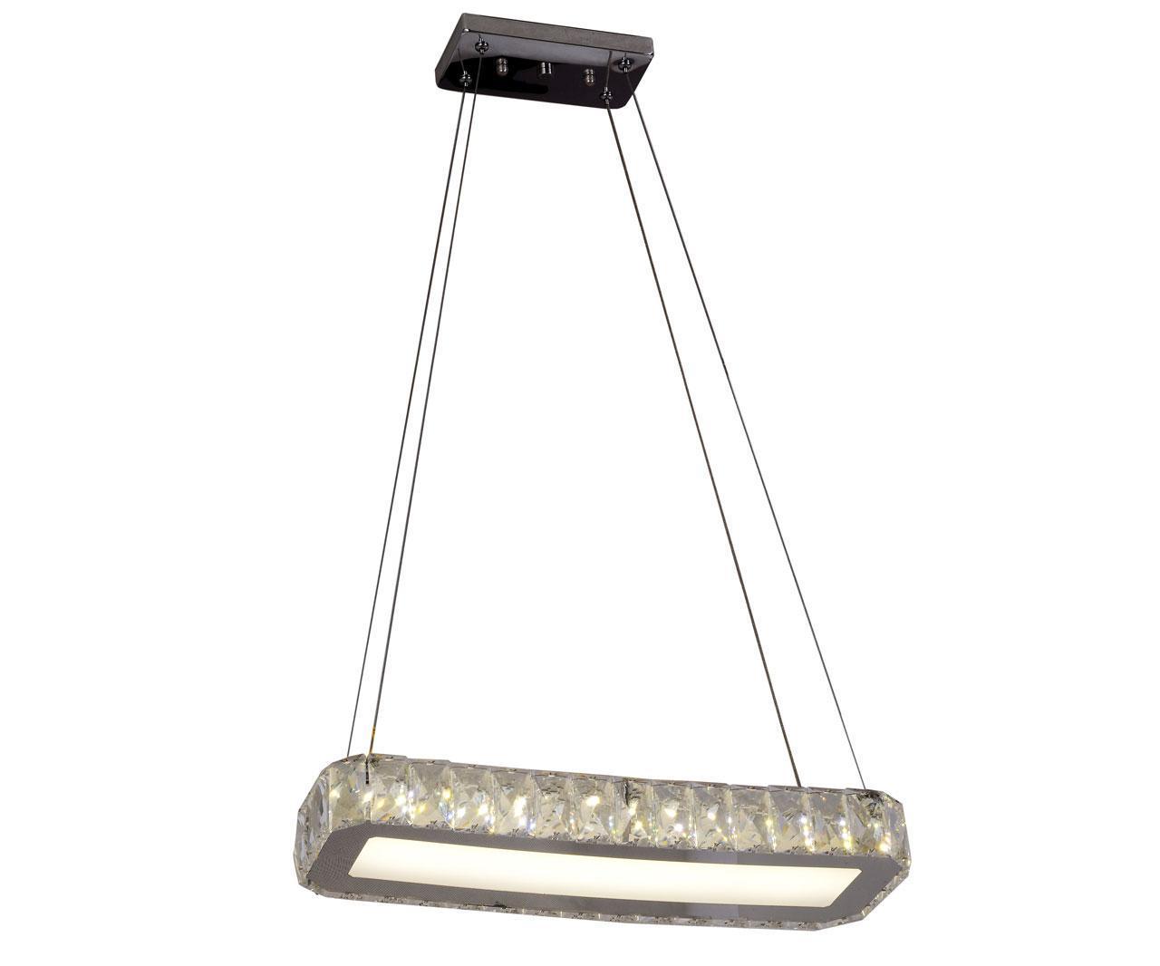 Подвесной светодиодный светильник Kink Light Тор-Кристалл 08605(3000-6000K)