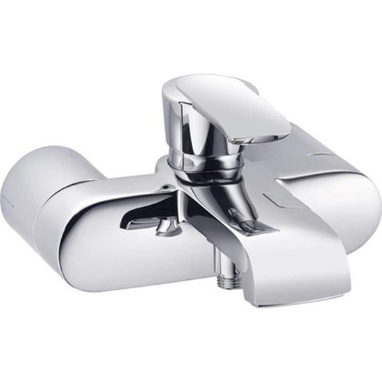 Смеситель Kludi Joop! 55443 0575 для ванны смеситель для ванны хром kludi 388120538