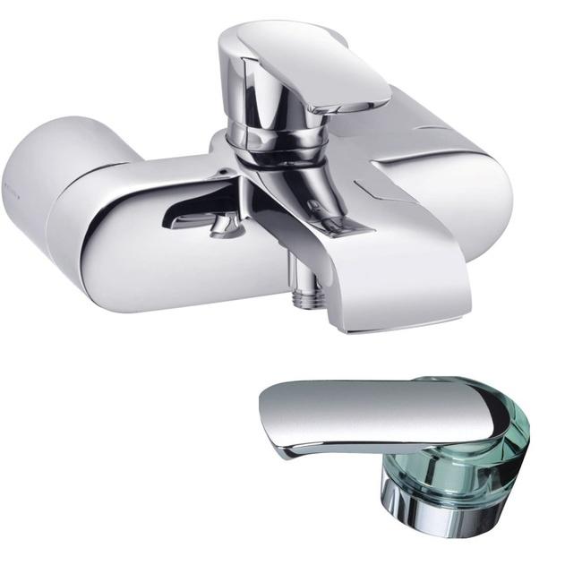 Смеситель Kludi Joop! 55443 H775 для ванны