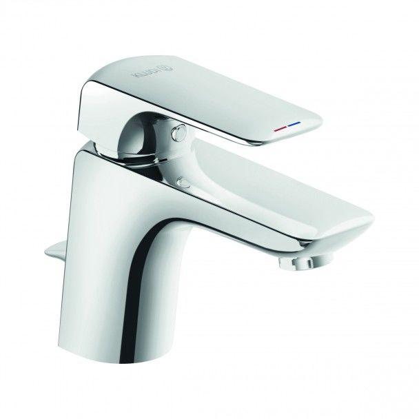 Смеситель Kludi Ameo 412760575 для раковины смеситель для кухни kludi zenta для безнапорных водонагревателей 389790575