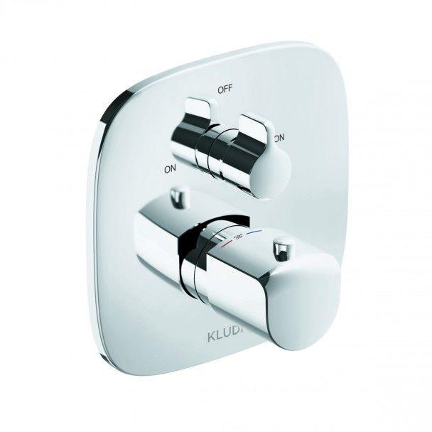 Смеситель Kludi Ameo 418300575 для ванны смеситель для ванны kludi черный 386508675