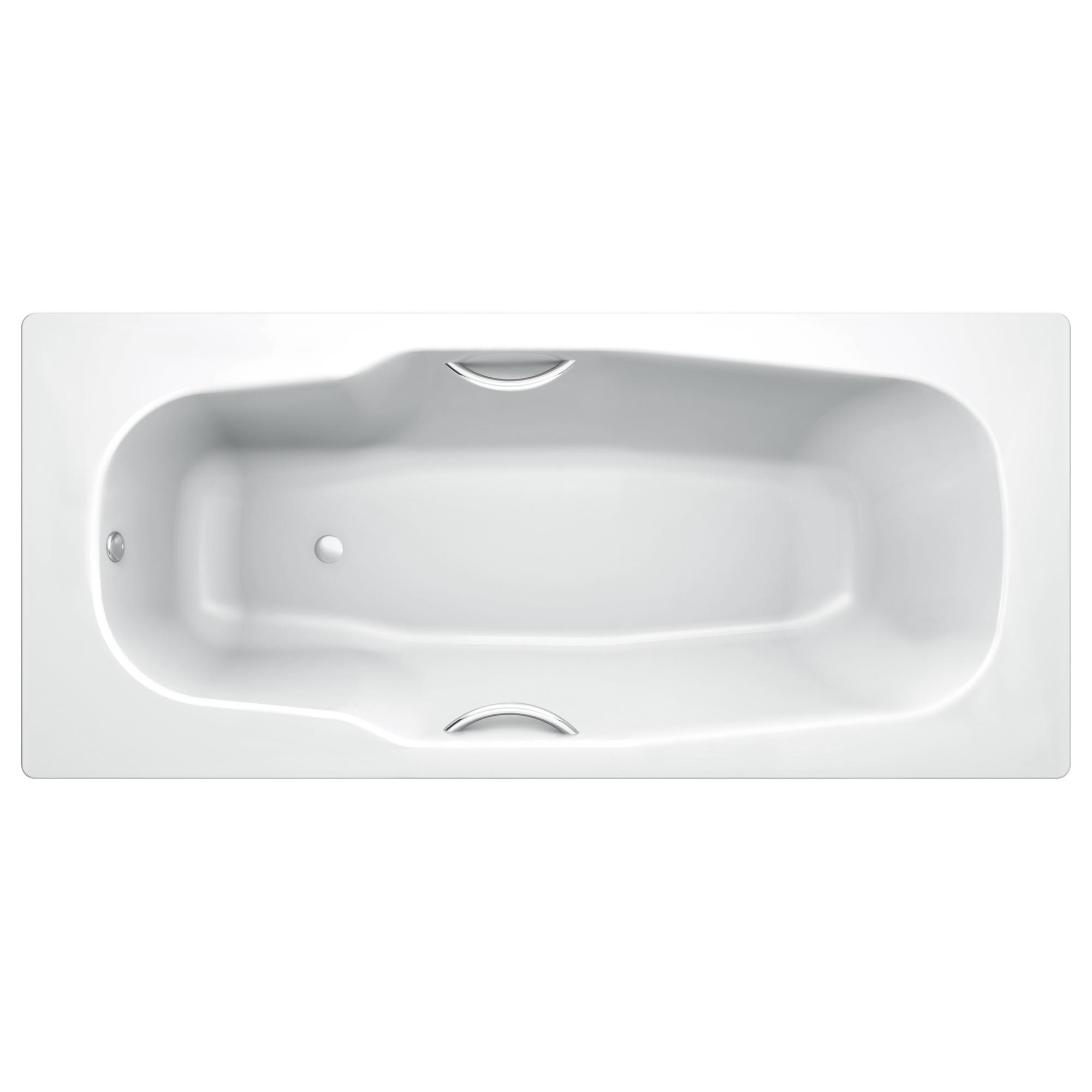 Стальная ванна Koller Pool Atlantica 180x80 с anti-slip с отв. под ручки ванна стальная виз antika 170x70x40 с ножками с рантом a 70001