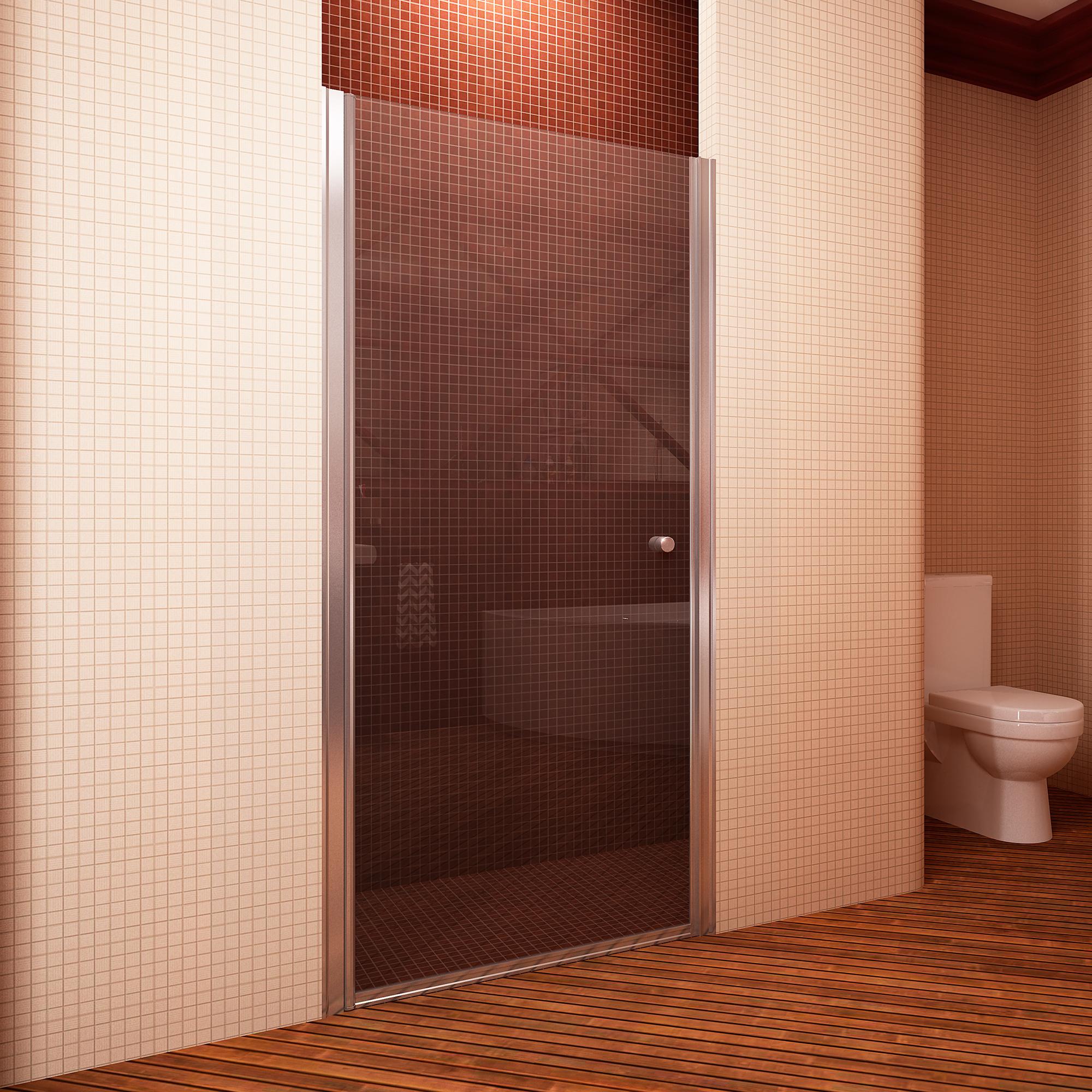Душевые двери Koller Pool QP10 800 chrome clear