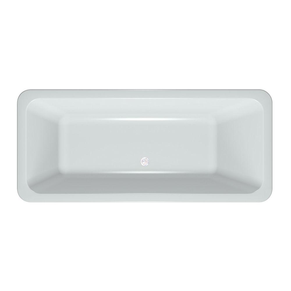 Акриловая ванна Kolpa san Eroica FS 180 white basis акриловая ванна kolpa san tamia quat 160x70