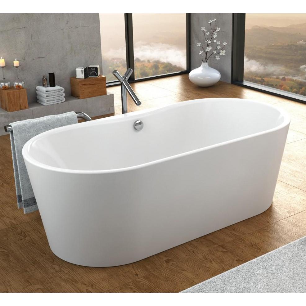 Акриловая ванна Kolpa san Comodo FS 185x90 white basis troll troll tr798ewirm41
