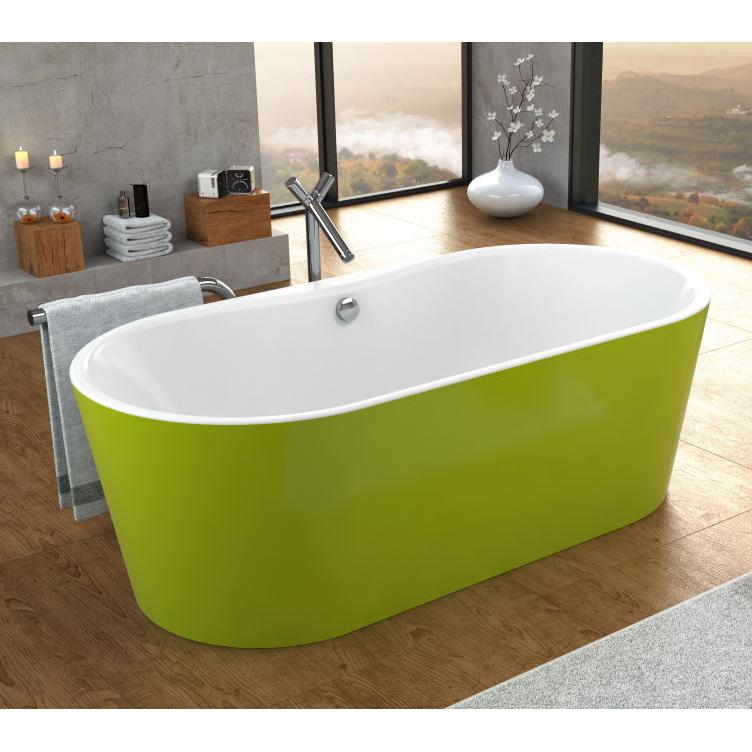 Акриловая ванна Kolpa san Comodo FS 185x90 green basis акриловая ванна kolpa rapido rapido basis 180 180x80