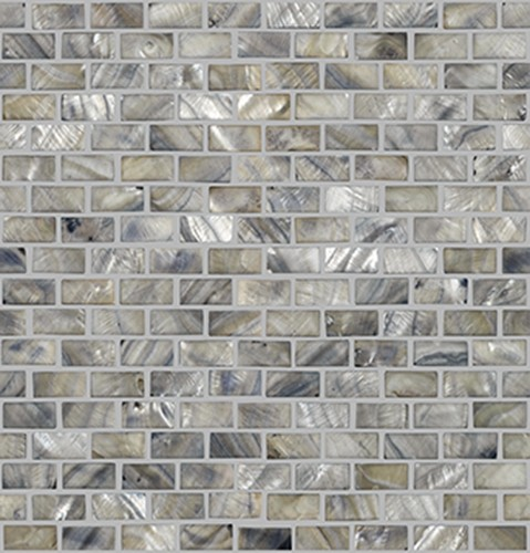 Настенная плитка L'antic Colonial Mosaics Collection +19800 L241710681 Victorian Mother Of Pearl Grey плитка настенная 20х60 passione grey pearl светло серая
