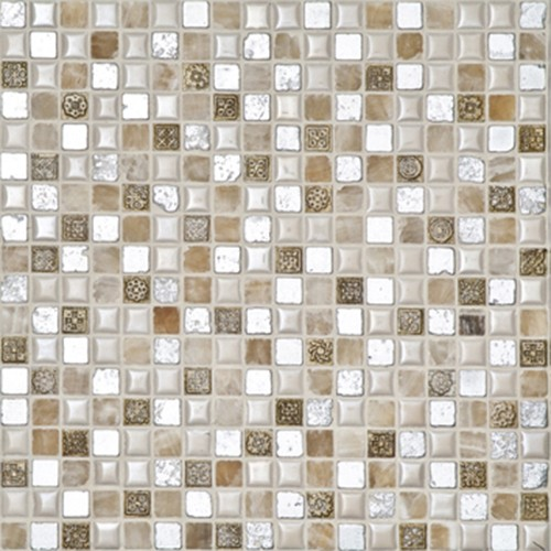 Настенная плитка L'antic Colonial Mosaics Collection +19810 L150901201 Imperia Onix Golden l antic colonial imperia bhutan bronze 30x30x0 8