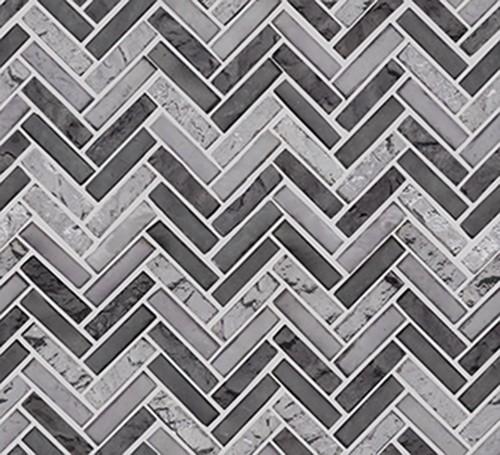 Настенная плитка L'antic Colonial Mosaics Collection +19787 L241710711 Harmony Arrow Coltan coltan