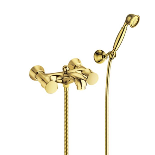 Смеситель La Torre Elisabeth 39020.OR для ванны золото смеситель la torre victoria 25611 or для биде золото