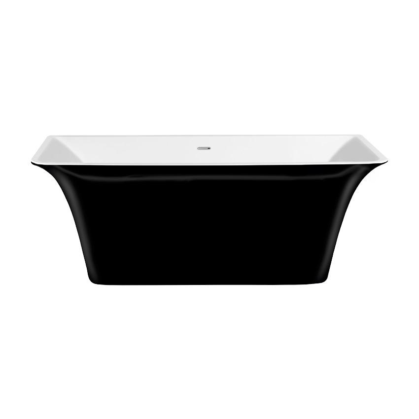 Акриловая ванна Lagard Evora Black Agate