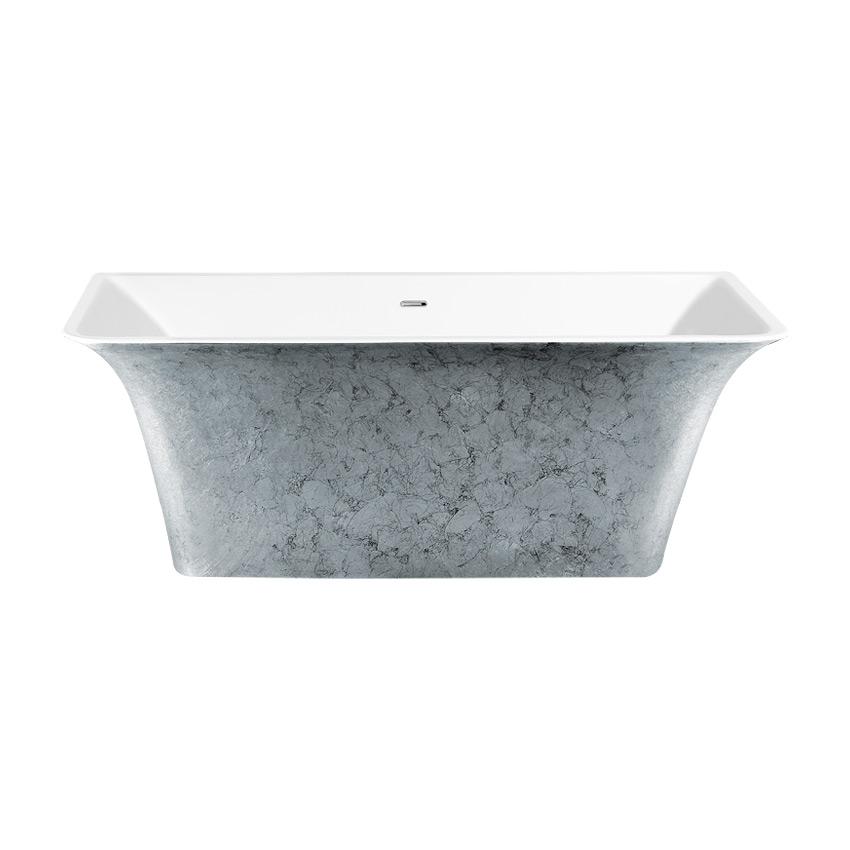 Акриловая ванна Lagard Evora Treasure Silver