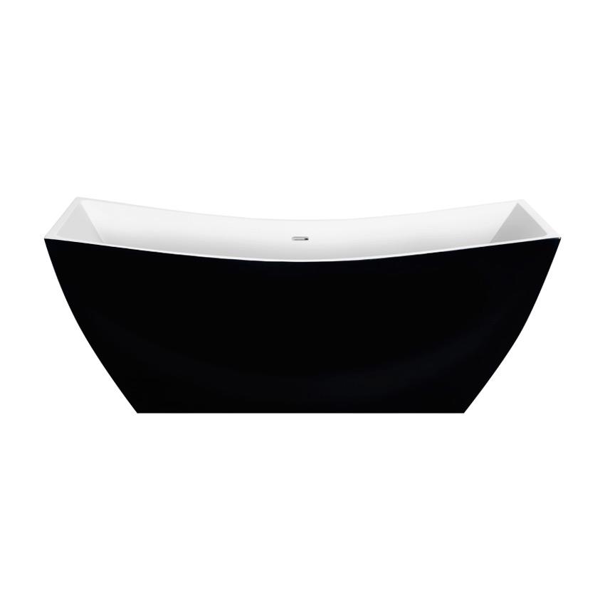 Акриловая ванна Lagard Issa Black Agate