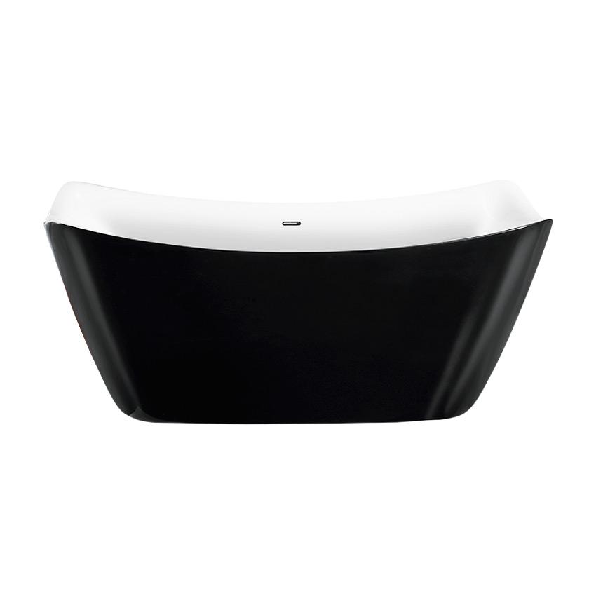 Акриловая ванна Lagard Meda Black Agate