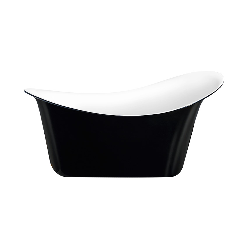 Акриловая ванна Lagard Tiffany Black Agate