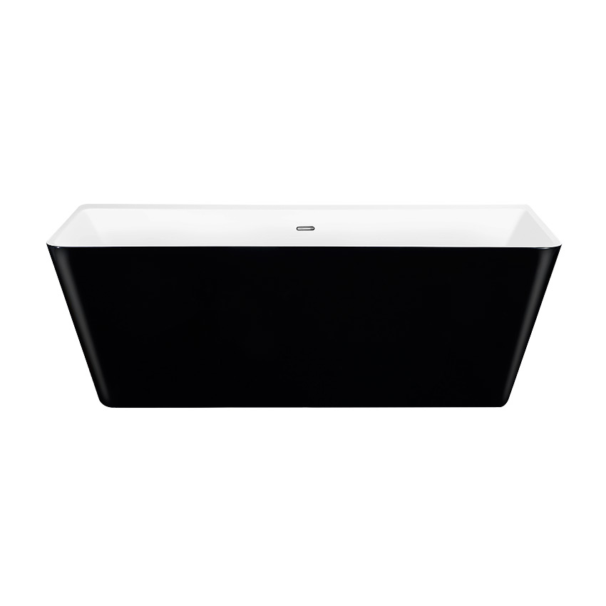 Акриловая ванна Lagard Vela Black Agate