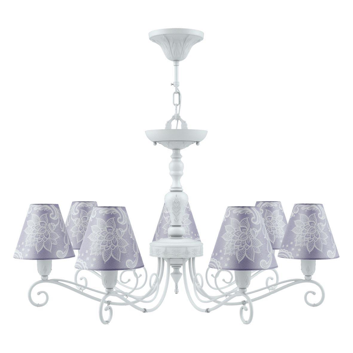 Подвесная люстра Lamp4you Provence E4-07-WM-LMP-O-3 бра lamp4you e 01 wm lmp o 25