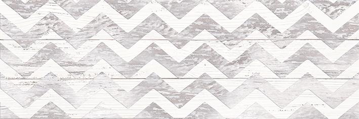 цена на Шебби Шик Плитка настенная декор серый 1064-0028 / 1064-0098 20х60